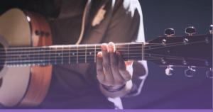 Best Guitar Finger Exercises - Blog Cover