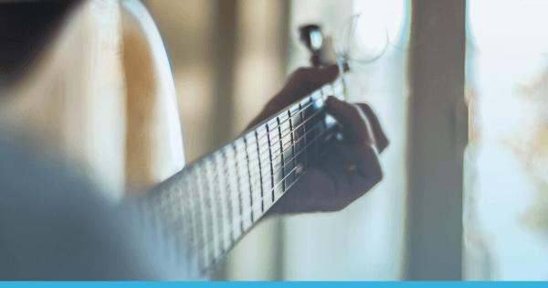 Best 11 thin neck guitars - Blog Cover