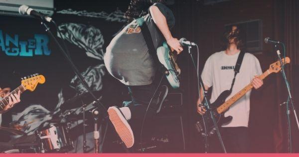 Best punk rock guitars - blog cover TrueMusicHelper