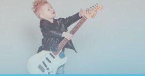 Best Lightweight Electric guitar - blog cover
