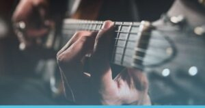 Best Wide Neck Electric Guitars - blog cover