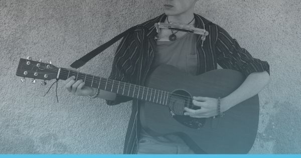 best left handed acoustic guitars - blog cover